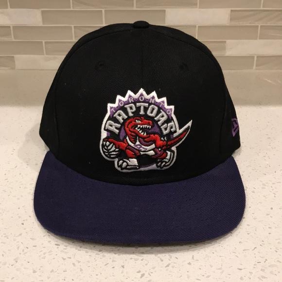 d0b4545118bdba New Era Accessories | Toronto Raptors Hat Size 75 | Poshmark